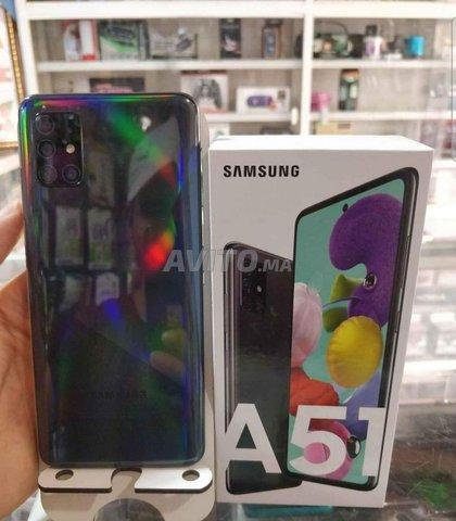 Samsung galaxy A51   128g/ 6ram - 1