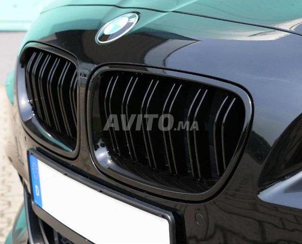 calandre BMW F10 M - 2