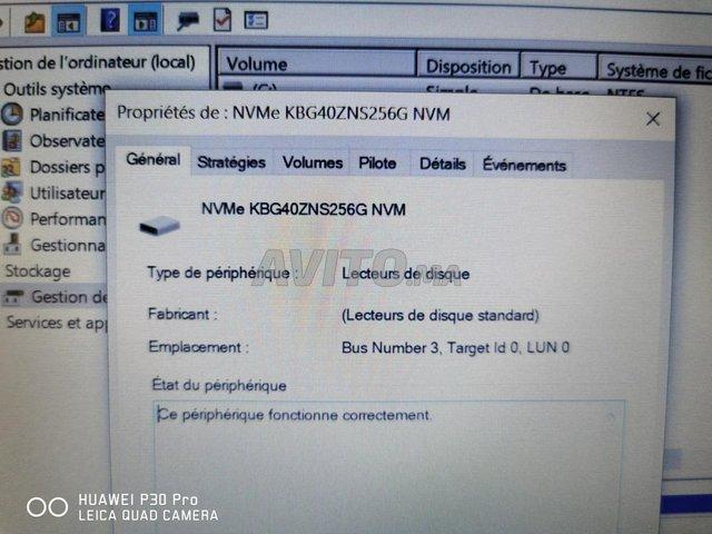 Dell Vostro 3590 i5 10TH 8Go 256Go SSD 15.6P FHD - 6