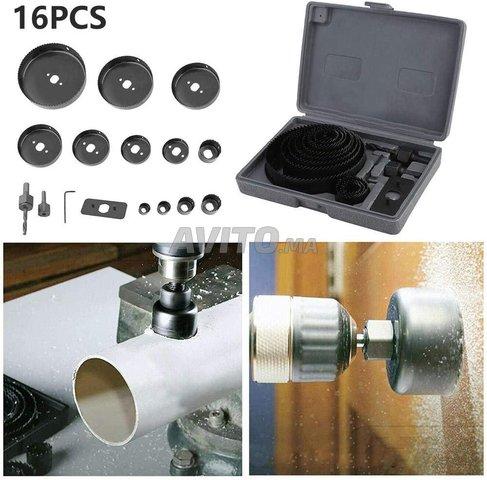 Ensemble 16PCS scie cloche 19mm-127mm neuf - 6