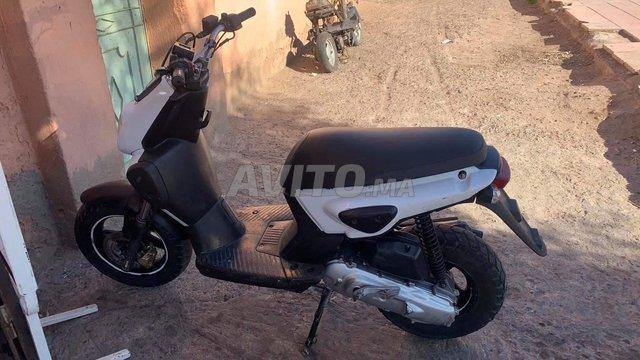 moto  YAMAHA SLIDER - 1