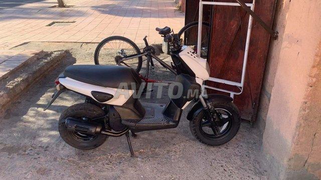 moto  YAMAHA SLIDER - 2