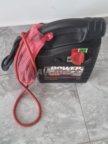 Booster Chargeur de Batterie Power start 800 - 1