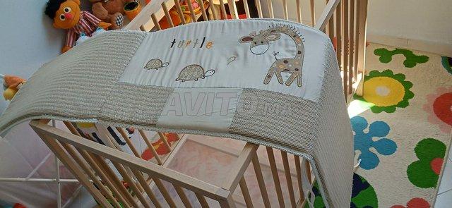 lit pour bébé - 3