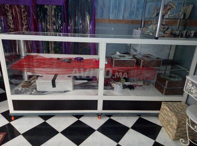 vitrine comptoir  - 3