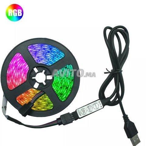 Led RGB 5M - 3