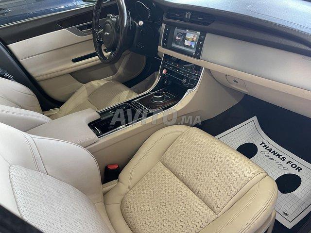 Jaguar XF toit panoramique  - 6