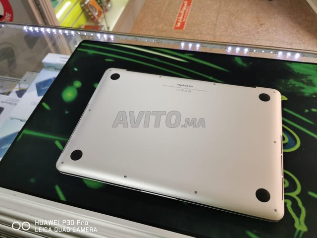 Macbook Pro 2017 i5 8Go 128Go Gris Sidéral Sans To - 2