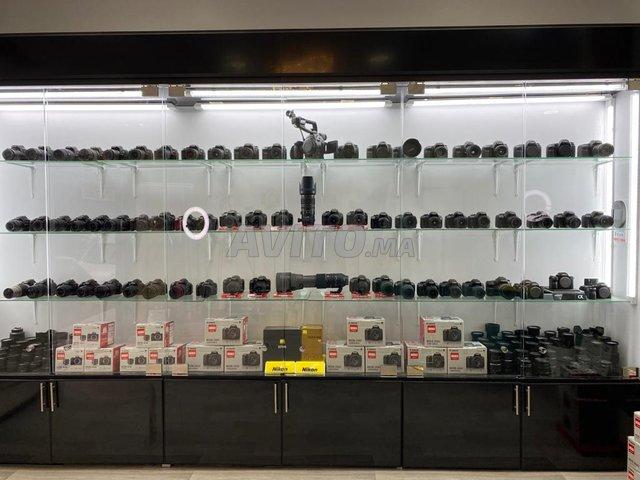 Nikon D5100 18-55mm Magasin Midox SHOP à maarif - 8