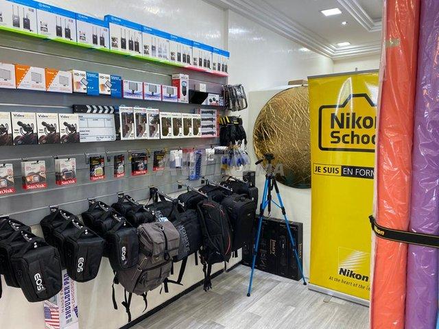 Nikon D5100 18-55mm Magasin Midox SHOP à maarif - 5