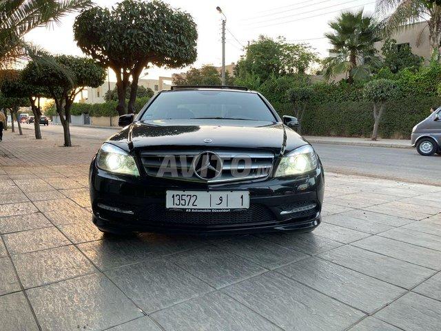 Mercedes C 220 pak amg automatique - 4