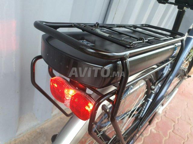Vélo électrique Scrapper E RaillWay 2020 - 8