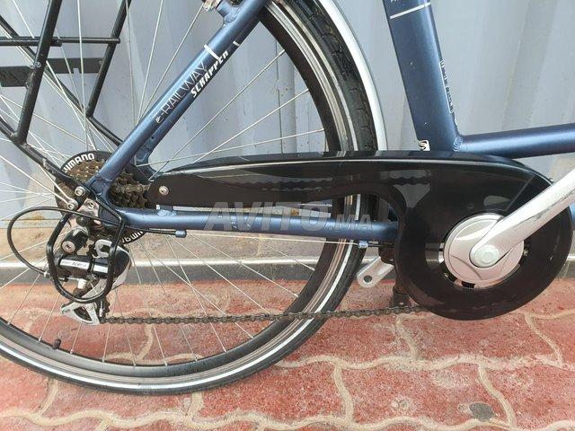 Vélo électrique Scrapper E RaillWay 2020 - 5