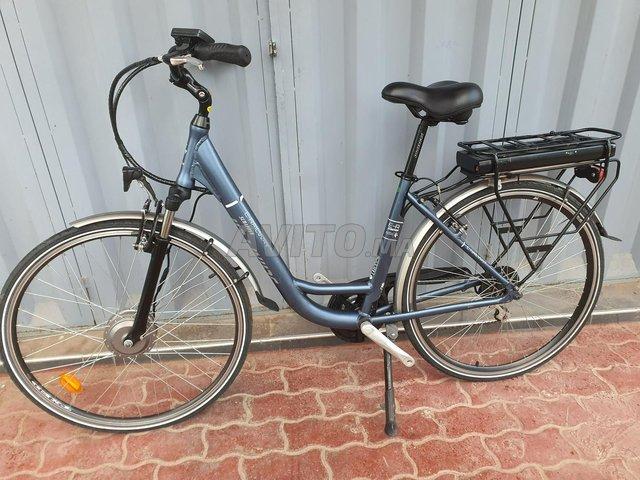 Vélo électrique Scrapper E RaillWay 2020 - 7