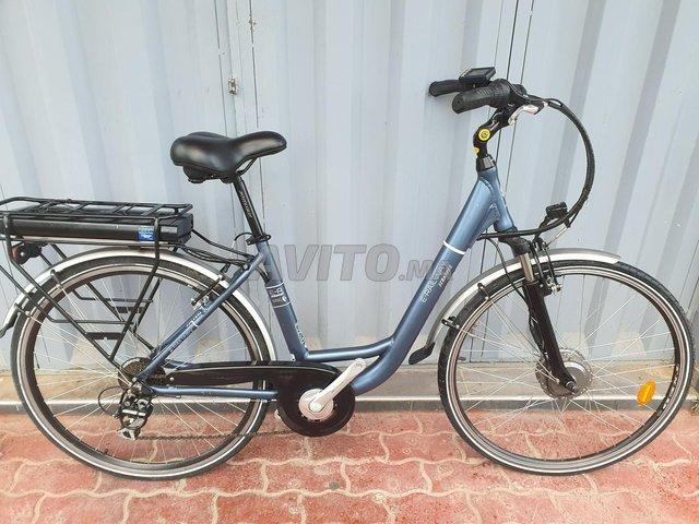 Vélo électrique Scrapper E RaillWay 2020 - 1