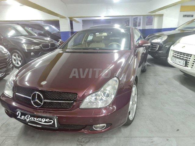 Mercedes CLS dédouanée  - 2