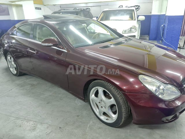 Mercedes CLS dédouanée  - 4