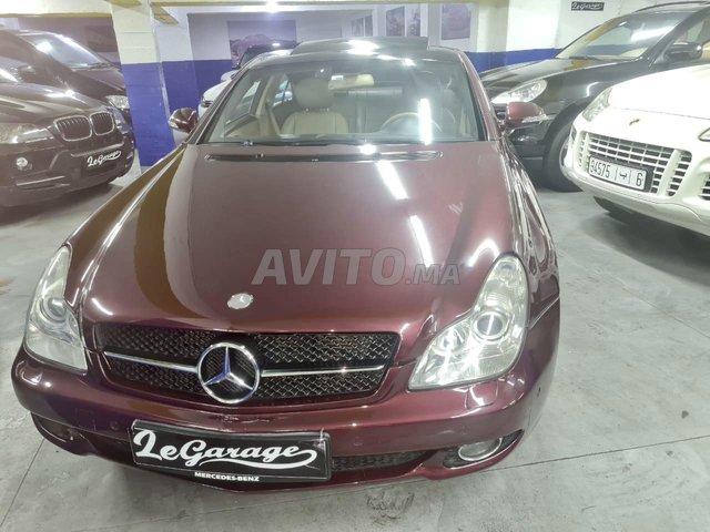 Mercedes CLS dédouanée  - 1