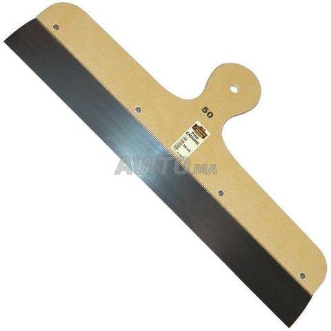 Couteau à enduire sur décoffrage 50cm - 6