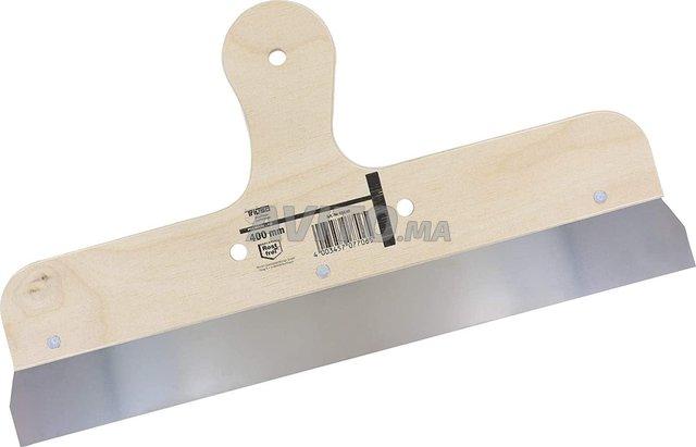 Couteau à enduire sur décoffrage 50cm - 3