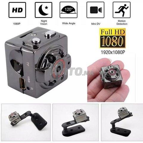 Mini Caméra Vision De Nuit Détection De Mouvement - 1