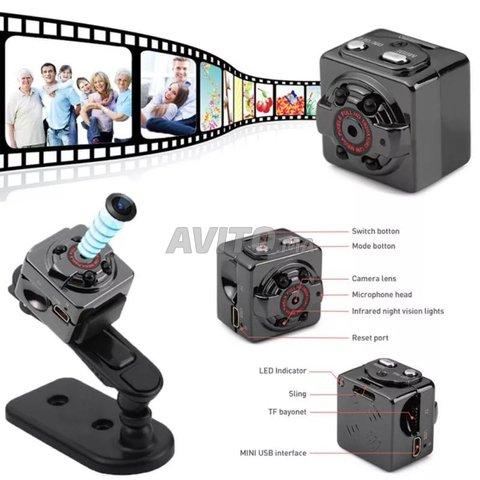 Mini Caméra Vision De Nuit Détection De Mouvement - 3