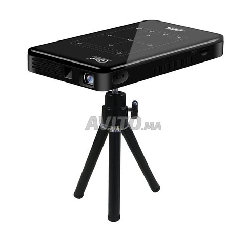 Projecteur P09-2 4K 3D DLP 2/16GB ROM Android 9.0  - 8