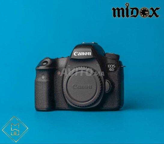 Boitier Canon 6D MAGASIN Midox SHOP à maarif - 1