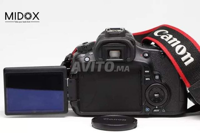 Canon 60D 18-55mm Promotion MAGASIN Midox SHOP - 2