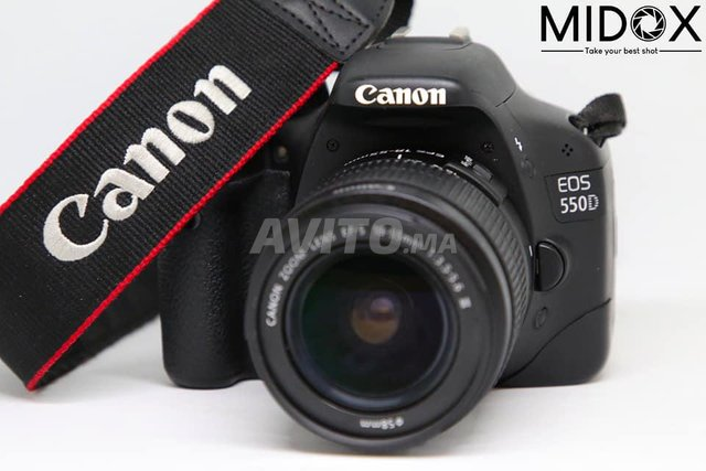 Canon 550D 18-55mm Promotion MAGASIN Midox SHOP - 3
