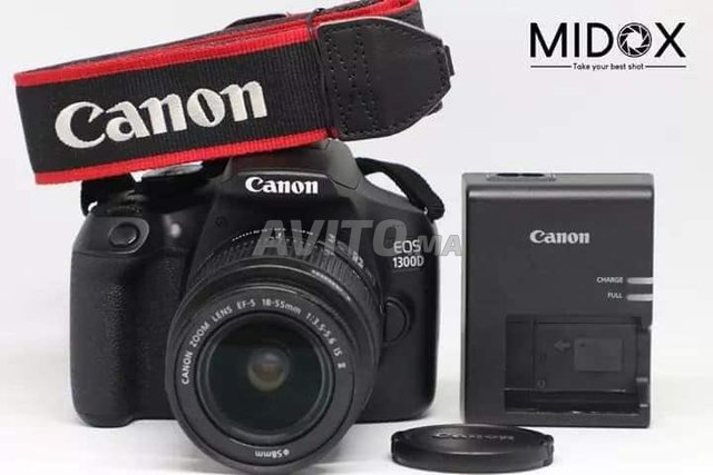 Canon 1300D 18-55mm MAGASIN Midox SHOP - 1