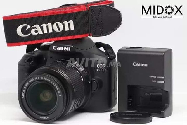 Canon 1300D 18-55mm MAGASIN Midox SHOP - 6