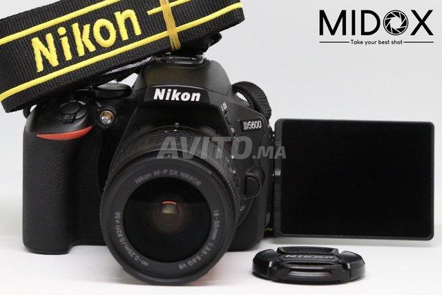 Nikon D5600 18-55mm Magasin Midox SHOP - 1