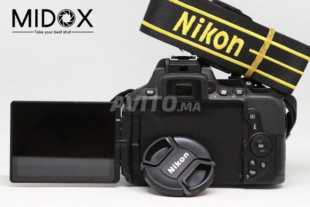 Nikon D5600 18-55mm Magasin Midox SHOP - 3