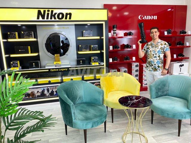 Nikon D5600 18-55mm Magasin Midox SHOP - 8