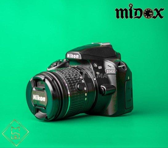 Nikon D3400 18-55mm Magasin Midox SHOP - 1