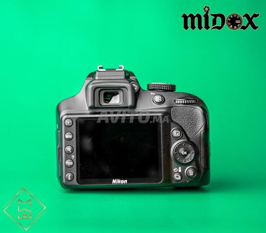 Nikon D3400 18-55mm Magasin Midox SHOP - 2
