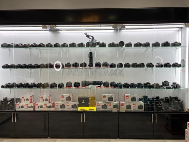 Nikon D3200 18-55mm video Magasin Midox SHOP - 8