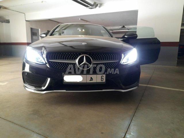 Mercedes Benz C 220 Coupé AMG Line - 6