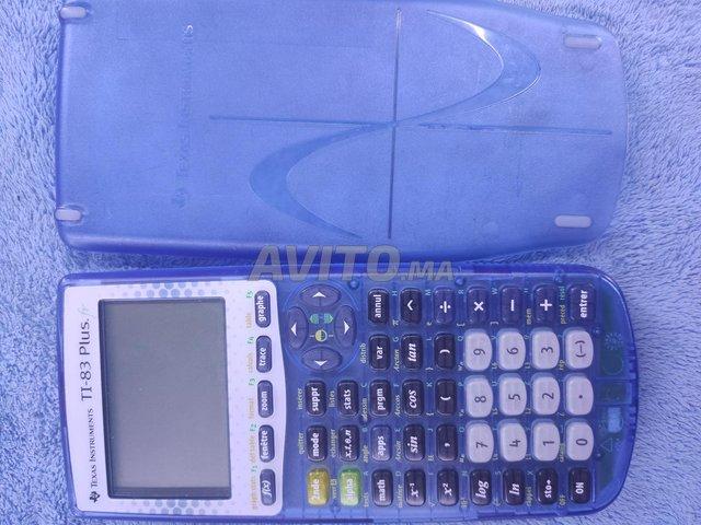 Calculatrice graphique Ti 83 Plus Fr - 1