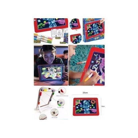 Magic Tablette لوحة رسم مضيئة neuve pour enfants - 6