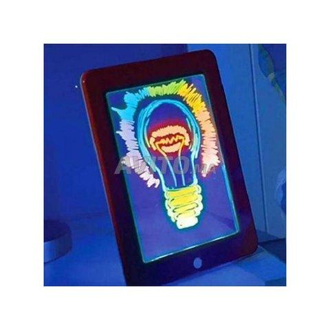 Magic Tablette لوحة رسم مضيئة neuve pour enfants - 3