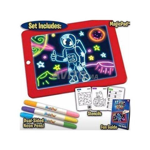 Magic Tablette لوحة رسم مضيئة neuve pour enfants - 2