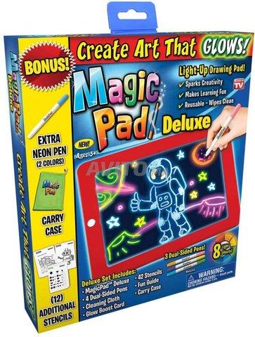 Magic Tablette لوحة رسم مضيئة neuve pour enfants - 1