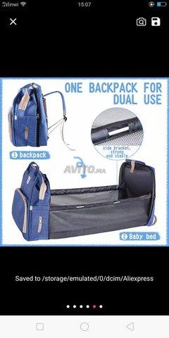 sac a dos pour bèbè - 2