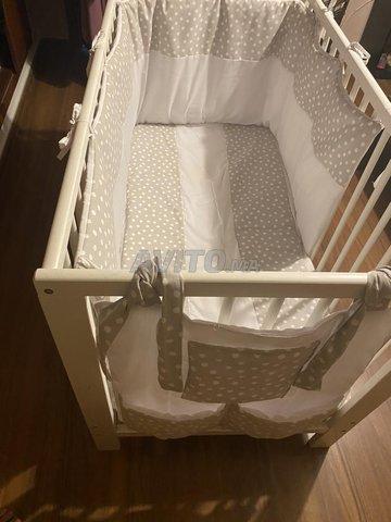 Lit bébé en trés bon état - 1