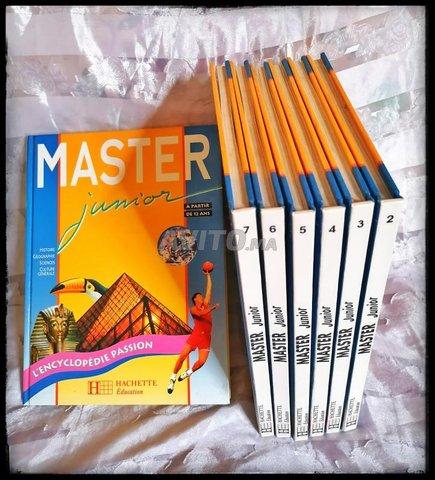 موسوعات Master junior  - 2