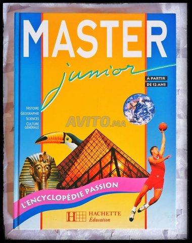 موسوعات Master junior  - 3