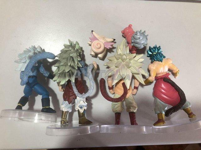 Figurines DRAGON BALL Z & Pokémon - 6