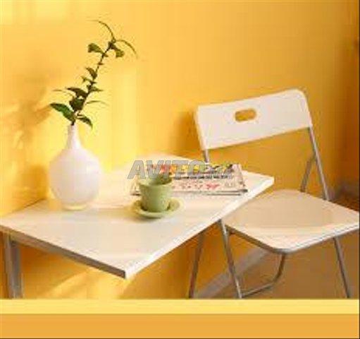 Table pliable - 1